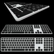 computer keyboard - stock illustration