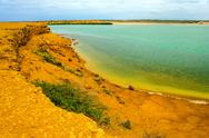 Stock Photo of punta gallinas view