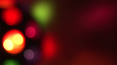 Disco light background Stock Footage