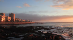 Sea Point, Cape Town Stock Footage