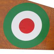 Italian air force flag Stock Photos