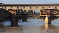 Stock Video Footage of Ponte Vecchio 01 1
