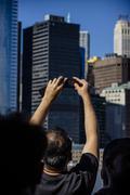 Tourist New York Stock Photos