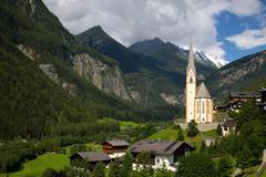 austria - stock photo