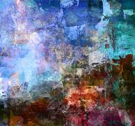 Textures mixed media Stock Illustration
