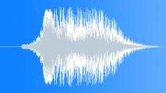 Ascending bass - sound effect