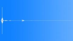 Stick drop, ground 01 Sound Effect