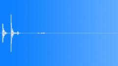 Stick drop, ground 03 Sound Effect