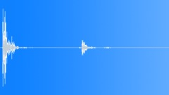Stick drop, ground 06 - sound effect