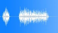 Laptop case, velcro pull 03 Sound Effect