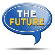 the future - stock illustration