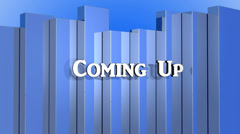 Coming Up Stock Footage