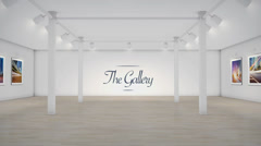 The Gallery - After Effects Template Stock After Effects