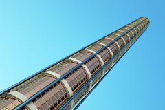 tower - stock illustration