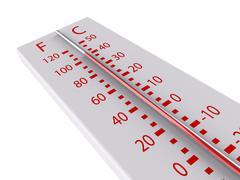 Thermometer Stock Illustration
