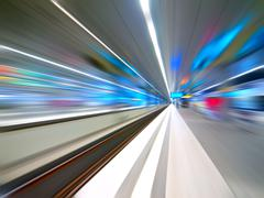 motion blur - stock illustration
