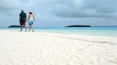 Aitutaki cook  islands 39 Stock Footage