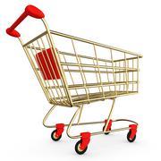 shoppingcart - stock illustration