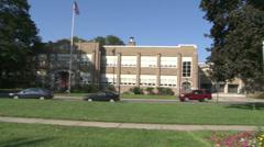 Stratford High School - stock footage