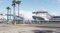 Cruise Ship Golden Princess HD Footage