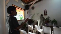 Rarotonga cook  islands 30 Stock Footage