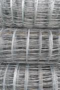 Close up of steel wires Stock Photos