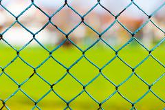fence - stock illustration