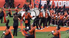 Marching Band, säveltaiteen Arkistovideo