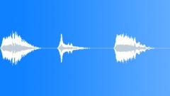 Robotic Scifi Radio Movement 3 items Sound Effect