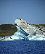Stock Photo of close up iceberg