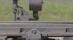 Auschwitz Railway Stock Footage