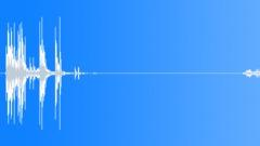 Hard Crackle Impact SFX Sound Effect
