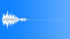 Sci Fi Splat Low SFX Sound Effect