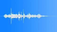 Fat rustling smash Sound Effect
