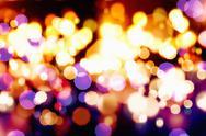 Christmas lights Stock Illustration