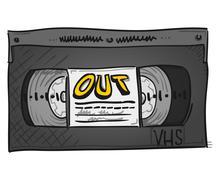 Video Cassette Piirros