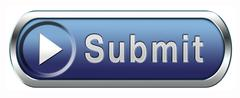 Submit button Stock Illustration