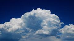 Cloudscape No. 1 Stock Footage