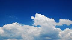 Cloudscape No. 2 Stock Footage