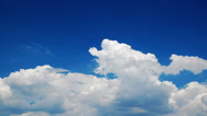 Stock Video Footage of Cloudscape No. 2