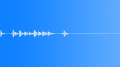 Computer mouse, logitech, mouse wheel, down 01 Sound Effect