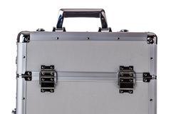 Aluminium case Stock Photos