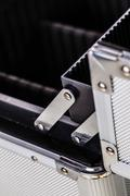 toolbox detail - stock photo