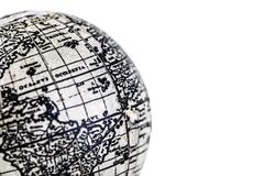 tiny globe - stock photo