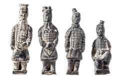 Stock Photo of xian army
