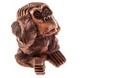 Stock Photo of dramatic monkey
