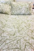 fantasy bed - stock photo