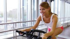 Fitness Machine Stock Footage