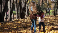 Stock Video Footage of Playful children