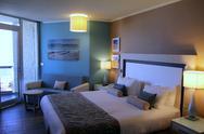Hotel room Stock Photos